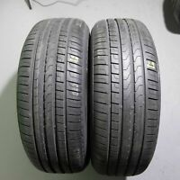2x Pirelli Scorpion Verde MO 235/55 R19 101V DOT 3119 8 mm Ganzjahresreifen
