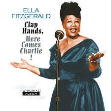 Ella Fitzgerald CLAP HANDS HERE COMES CHARLIE 180g REMASTERED New Vinyl LP