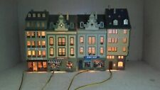 Vintage Faller HO  W. Germany Railways Scenery Buildings Bundle.