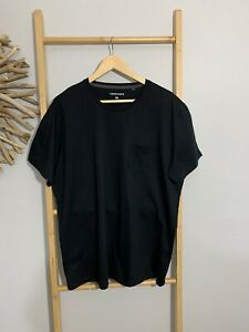 Tarocash Men's Size 2XL Black T-Shirt NWOT 100% Cotton Tee New without tags XXL