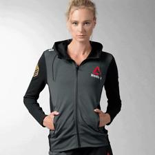 Sweat à capuche Reebok UFC Fight Kit Walkout Hoodie DESTOCKAGE Free fight MMA