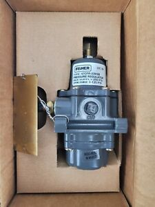 FISHER CONTROLS 67CFR-239/SB Max Supply 250PSI (Set at 60PSI) Air regulator