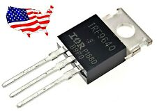 Irf9640 10 Pcs P Channel 11a 200v To 220 Power Mosfet From Us