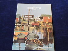 Vintage Fall 1973 The Contintenal Magazine Car The New Interlock System  Q569