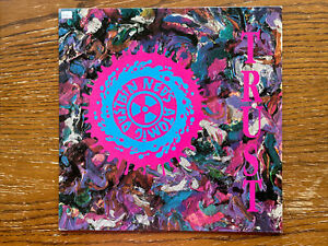 VINYL LP Ned's Atomic Dustbin Trust Single 1991 Furtive Sony 6574626 Ex/Ex