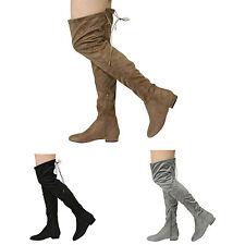 Faux Suede Zip Low Heel (0.5-1.5 in.) Casual Shoes for Women