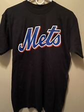 New York Mets Jose Reyes Majestic Jersey T Shirt Size XL