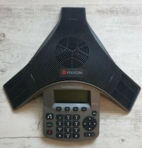 POLYCOM SoundStation IP 5000 VoIP-Konferenztelefon mit PoE & aktueller Firmware