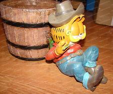 Cowboy Garfield Planter (Disney, 1095963) Flower Pot (PAWS)