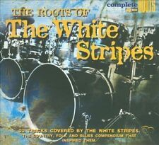 The Roots of THE WHITE STRIPES 22-track CD album