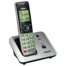 VTech CS6619 Single Line Cordless Telephone - Silver