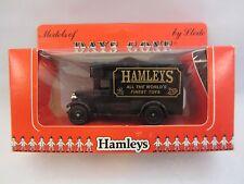 LLEDO  Days-Gone  Dennis 1934 Parcels Van  Black  #16003  Hamleys  NIB  (1)