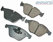 WBR 918-03 Front Ceramic Brake Pads - medium grade