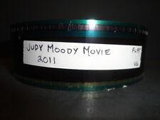 JUDY MOODY MOVIE   35mm movie trailer film cell  2011 Flat 2min 30secs