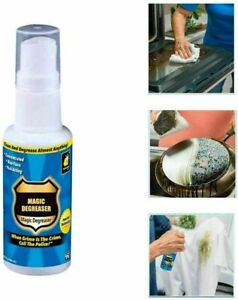 Grease Police Magic Degreaser Cleaner Spray Kitchen Home Degreaser Dilute Dirt