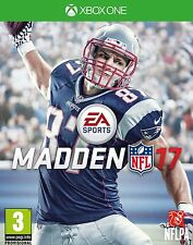 Madden NFL 17 (Xbox One) NEW & Sealed