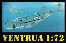 Lockheed PV-1 Ventura (USAAF marcas) 1/72 Gomix/Chematic Raro/Edición Limitada