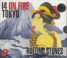 """THE THE ROLLING STONES """"14 ON FIRE TOKIO"""" (6 CD's BOX SET)"""