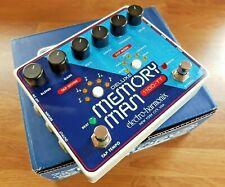 Electro-Harmonix - Deluxe Memory Man 1100-TT - Tap Tempo Delay Pedal (EHX)
