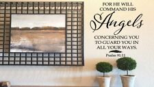 Bible Verse Wall Decals Christian Quote Vinyl Wall Art Home Decor