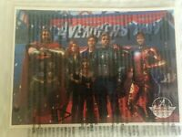 "Marvel's Avengers: Earth's Mightiest Edition ""Avengers Day Group Photo""  (5x7)"