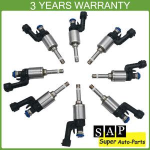 8X Fuel Injectors For Infiniti QX56 M56 2011-13 Q70 QX80 5.6L VK56VD 16600-1LA0A