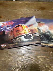 M.T.H Railking Premier 2095 Vol 1 & 2 25 Years Catalog