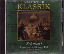 Schubert | Klavierkonzert A-Dur Op. 114, Forellenquintett | CD-Album,  gebraucht