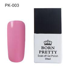 5/10ml Born Pretty Gel Nail Polish UV LED Soak Off Varnish Top coat Base Coat