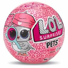 MGA 552116 - L.O.L Surprise Serie 4-2 - Surprise Pets, pink