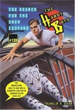The Search for the Snow Leopard (The Hardy Boys #1