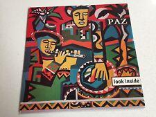 Paz-Look Inside Lp 1983