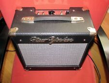 New Yorker combo tube valve guitar amp Class A, 6V6 tube rectifier