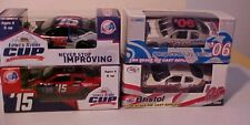 Lot of 4 1:64 Diecast NASCAR Lowe's Store Cup '15, 16 Bristol '05 Charlotte '06