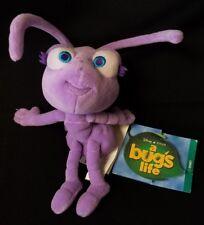 "Disney A Bug's Life Mini Bean Bag Plush Princess Dot 8"" Plush"
