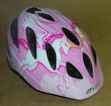 Bike Helmet By GIRO   Model Rascal  Unicorn Child Size
