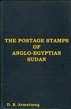 Anglo-Egyptian SUDAN Postage Stamps Egypt Soudan Postmark Military Officials -CD