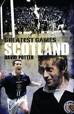 Scotland's greatest Jeux - Scotland équipe de football 50 Great Matches - Livre