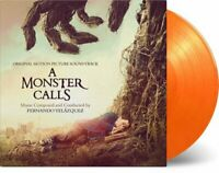 Original Soundtrack - A Monster Calls (Gatefold sleeve) [180 gm 2LP black vinyl]