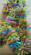 """1 Easter Garland Pastel Colorful 108"""" long"""
