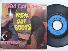 WORN OUT BOOTS 1984 Dancer 6172319   FRANCE   Discotheque RTL