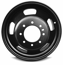 "New (03-17) Dodge Ram 3500 17""x6"" 8 Lug DRW Dually Replacement Steel Wheel Rim"