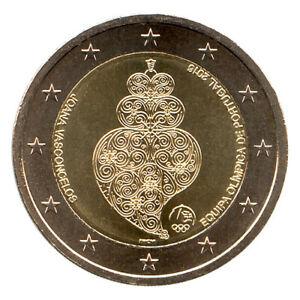 Sondermünzen Portugal: 2 Euro Münze 2016 Olympia Rio de Janeiro Sondermünze