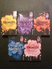 5x Audrey Carlan - Trinity: Band 1 bis 5 - siehe Auflistung - UNGELESEN