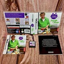 Che bolle in pentola Jamie Oliver per DS DSi DS Lite 3 DS GIOCHI ricette 1ST Class Post