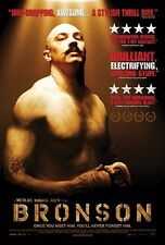 Bronson movie poster :  11 x 17 inches - Tom Hardy poster