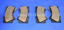 Brake Pads Front (4) for Toyota Land Cruiser VDJ200 - 4.5TD V8 8/2007->