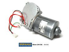 Hörmann Valeo Getriebemotor 24V DC Motor Garagentorantrieb 404.854 #