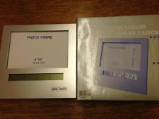 Photo Frame  and  LCD Clock ,Temperature, Calender