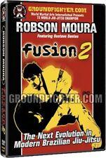 Robson Moura Fusion 2 - New Brazilian Jiu-Jitsu DVDs!
